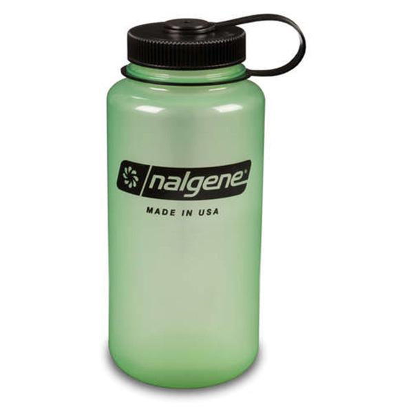 Nalgene Wide Mouth 1L Glow Bottle