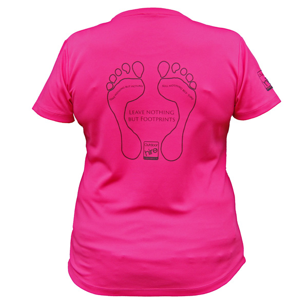 Womens Base Layer Tee Shirt
