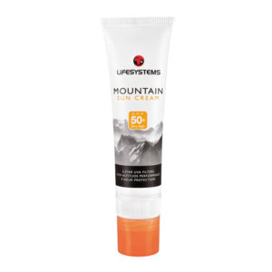 Lifesystems Mountain Factor 50+ Sun Cream Stick