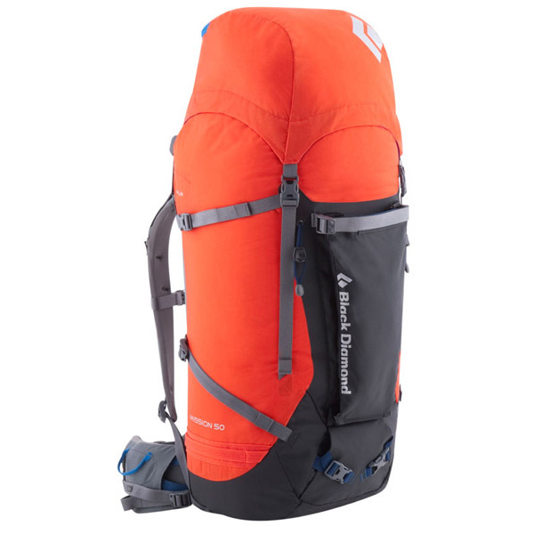 Mission 50-55L Climbing Backpack