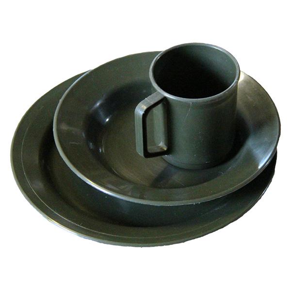 Mug Plate & Bowl