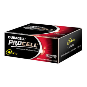 Duracell Procell AA Batteries