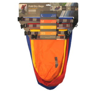 Exped Dry Bags - 4 Pack