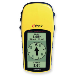 Garmin eTrex H Handheld GPS Receiver