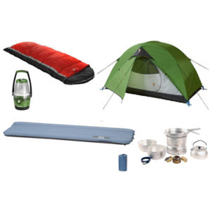 Two Person Camping Kit