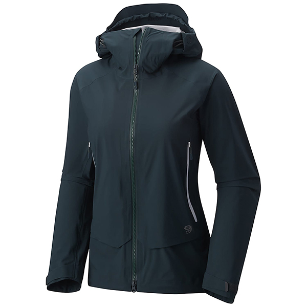 Women's Shell Waterproof Jacket