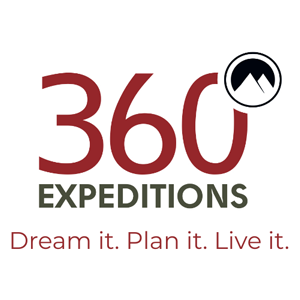 360 Expeditions logo